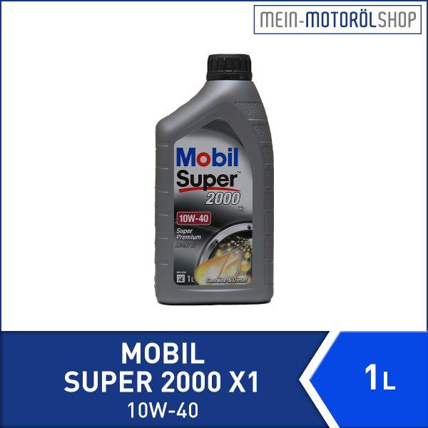 150562_5055107433720_Mobil_Super_2000_X1_10W-40_1 Liter