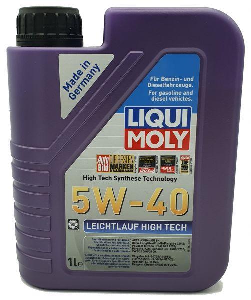 3863_Liqui Moly Leichtlauf High Tech 5W-40 1 Liter