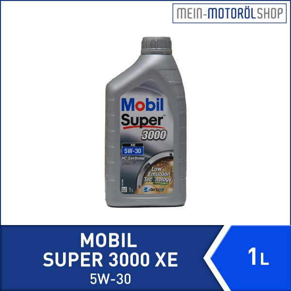 150943_5055107435434_Mobil_Super_3000_XE_5W-30_1 Liter