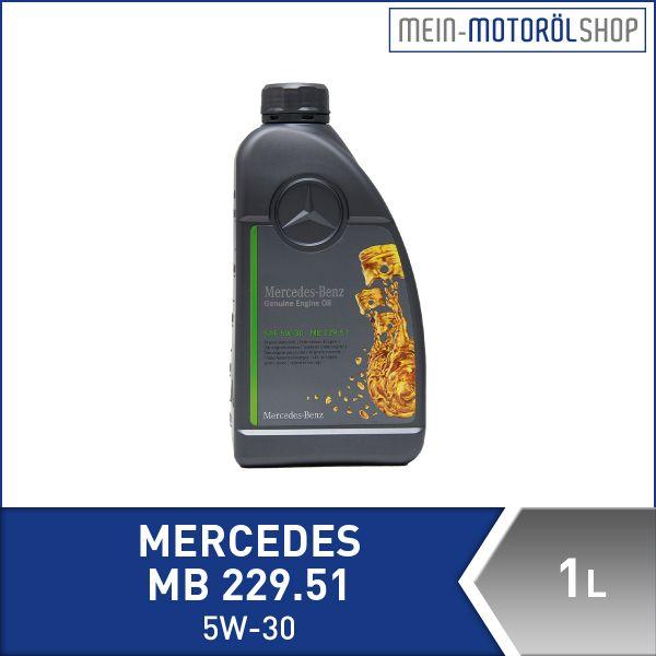 MB5W-301L_A000989940211ALEE_Mercedes_5W-30_229,51_1 Liter