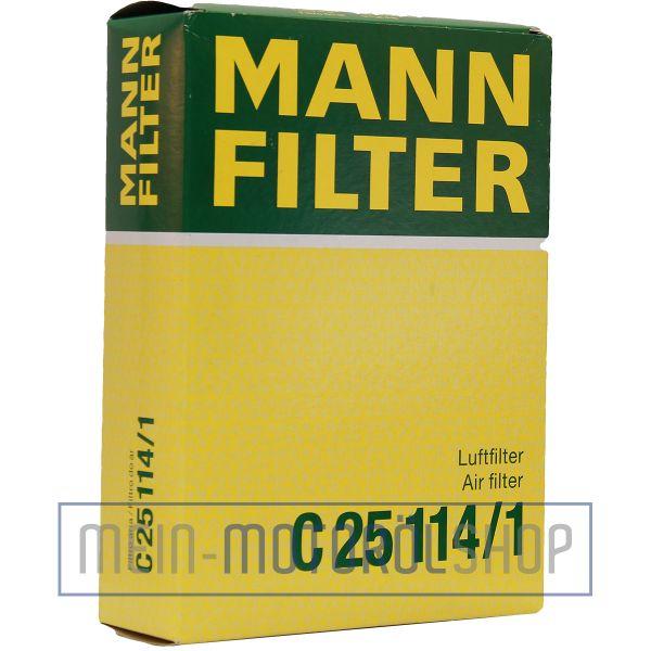 Original MANN-FILTER LUFTFILTER C 25 114/1 BMW 3ER 5ER