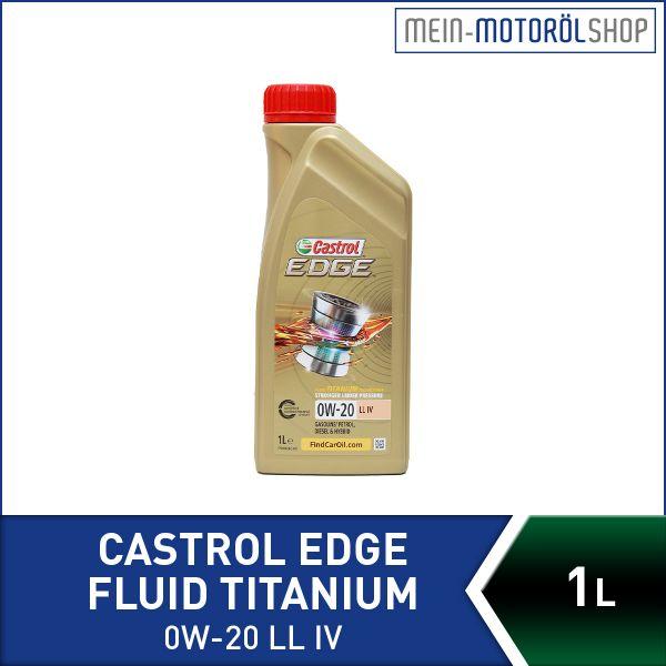 15B1B2_4008177141485_Castrol Edge Fluid Titanium 0W-20 LL IV_1L