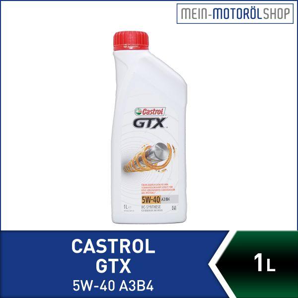 15218E_4008177075452_Castrol_GTX_5W-40_A3B4_1 Liter