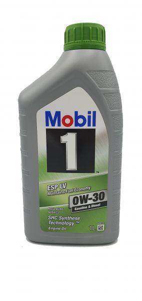 154317_Mobil 1 ESP LV 0W-30 1 Liter