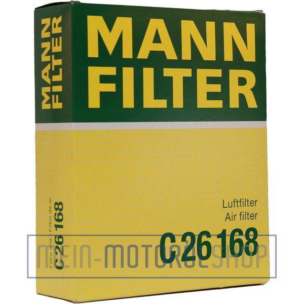 Original MANN-FILTER LUFTFILTER C 26 168 AUDI A4 A6 VW PASSAT