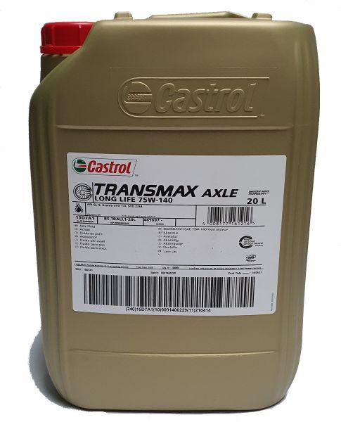 1543B0_15D751_Castrol Transmax Axle Long Life 75W-140 20 Liter