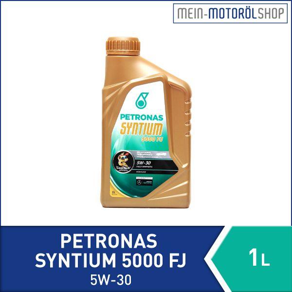 18521619_8001238080156_Petronas_Syntium_5000_FJ_5W-30_1 Liter