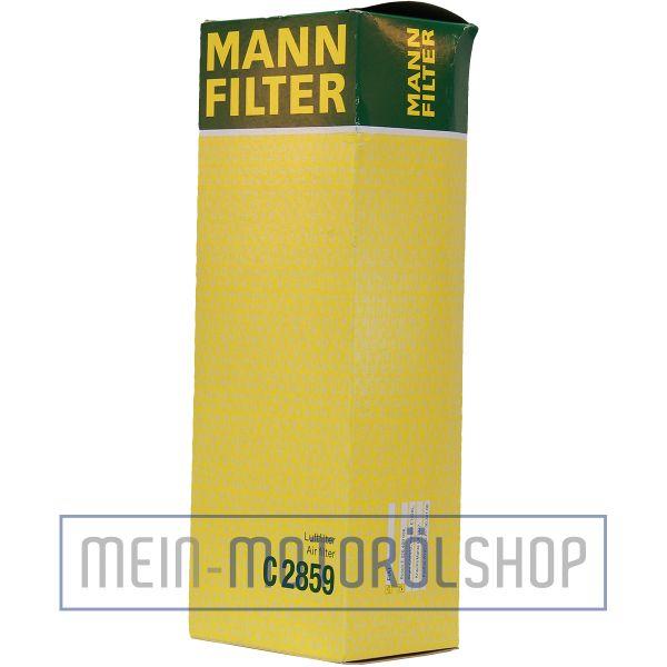 Original MANN-FILTER LUFTFILTER C 2859 FIAT 500 PANDA PUNTO FORD KA