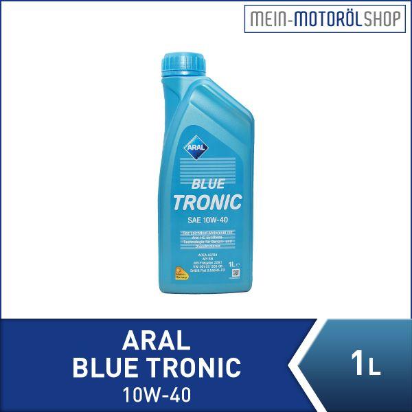 14F736_4003116204887_Aral_BlueTronic_10W-40_1 Liter
