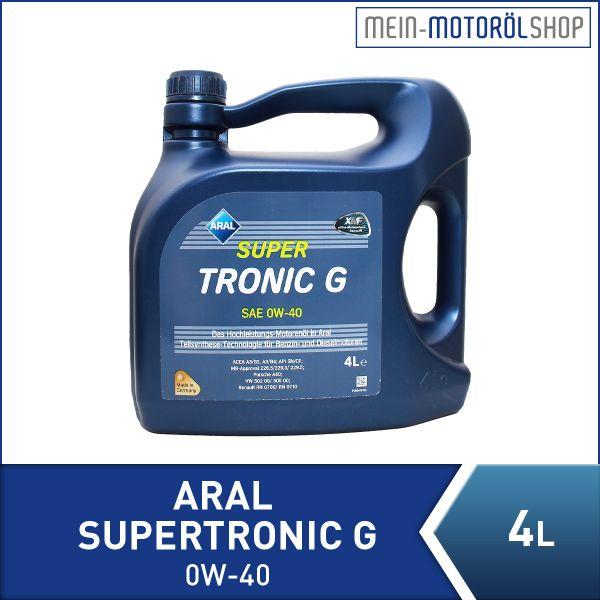 15A8AD_4008177136597_Aral_SuperTronic_G_0W-40_4 Liter