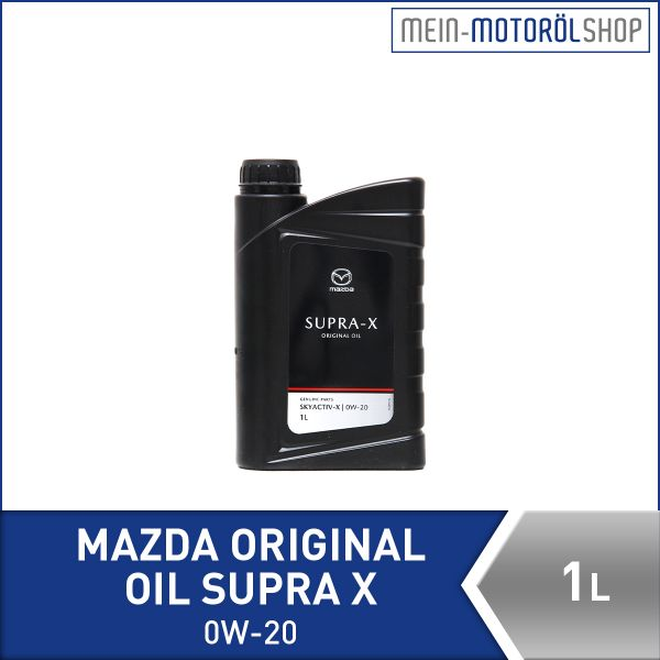 183598_3267025008078_Mazda_Original_Oil_SUPRA_X_0W-20_1 Liter