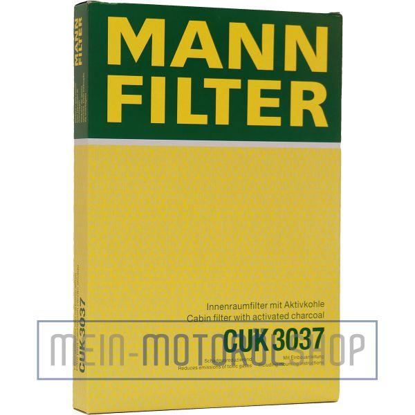 Original MANN-FILTER FILTER INNENRAUMLUFTFILTER CUK 3037 AUDI A4 A6