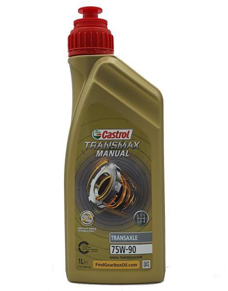 1557BA_15D700_Castrol TRANSMAX Manual Transaxle 75W-90 1 Liter