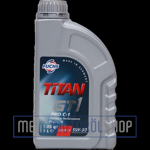 600512484_4001541229598_Fuchs_Titan_GT1_Pro_C-1_5W-30_1 Liter