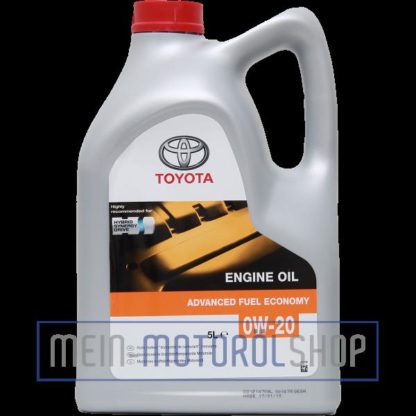888083265_888083265_Toyota_Advanced_Fuel_Economy_0W-20_5 Liter