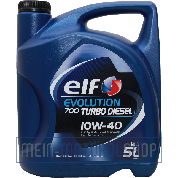 194864_3267025011160_Elf_Evolution_700_Turbo_Diesel_10W-40_5 Liter