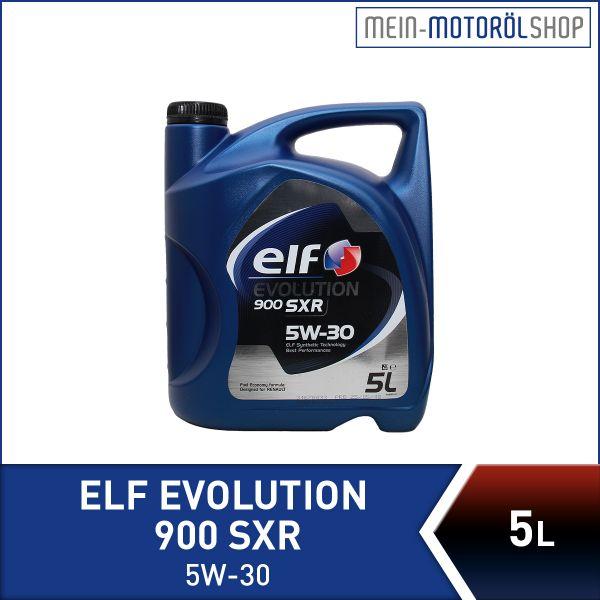 194839_3267025011023_Elf_Evolution_900_SXR_5W-30_5 Liter