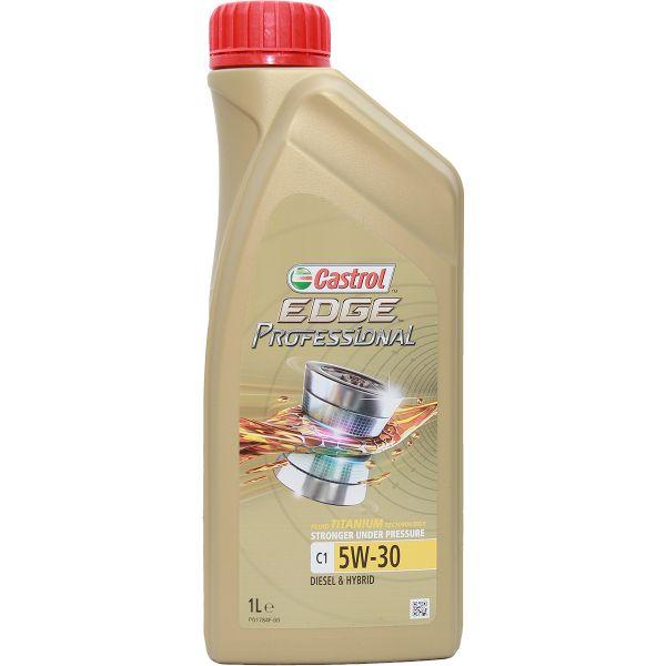 Castrol Edge Professional Fluid Titanium C1 5W-30 1 Liter