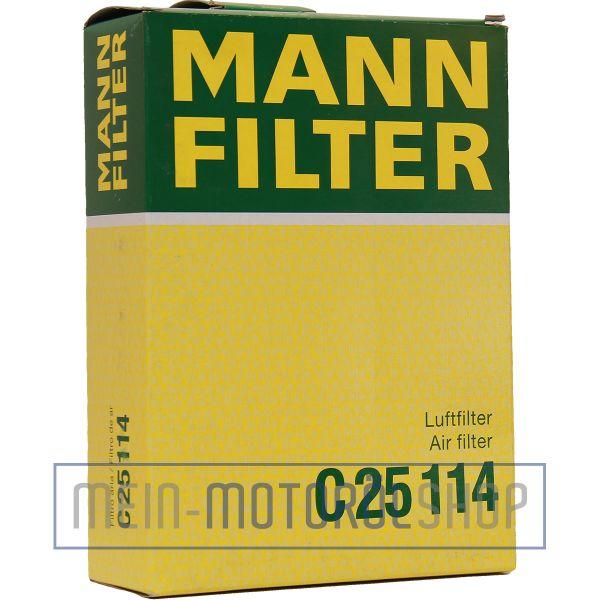 Original MANN-FILTER LUFTFILTER C 25 114 BMW 3ER 5ER