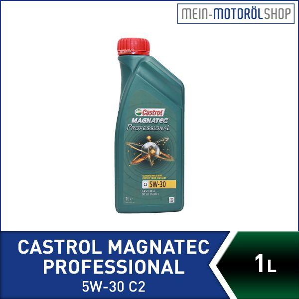 15089B_4008177073137_Castrol_Magnatec_Professional_5W-30_C2_1 Liter