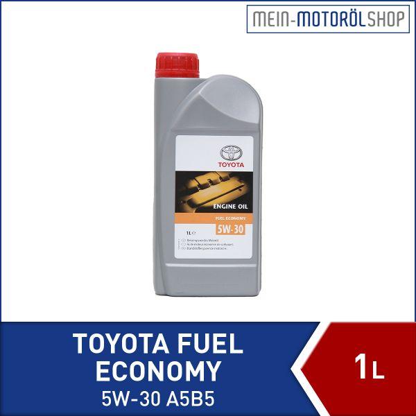 1178_888080846_Toyota_Fuel_Economy_5W-30_A5/B5_1 Liter