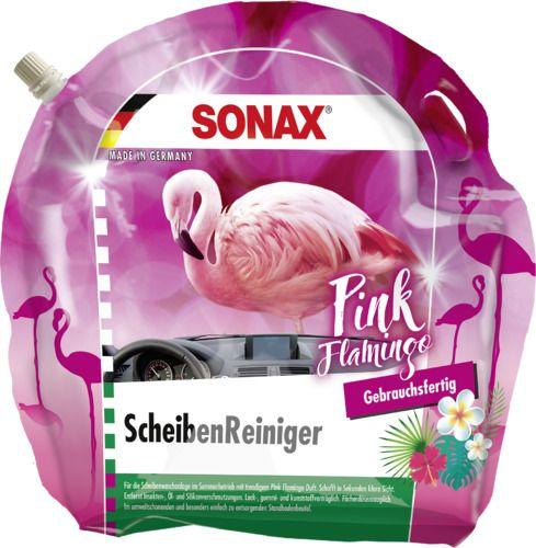 Sonax ScheibenReiniger gebrauchsfertig Pink Flamingo