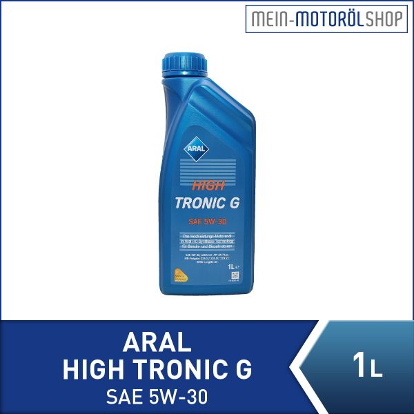 14FEEE_4003116213872_Aral_HighTronic_G_5W-30_1 Liter