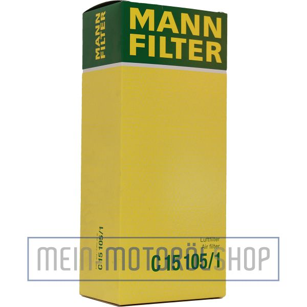 Original MANN-FILTER LUFTFILTER C 15 105/1 BMW 1 3 5 X3