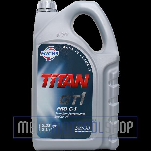 601425493_4001541229727_Fuchs_Titan_GT1_PRO_C-1_5W-30_5 Liter