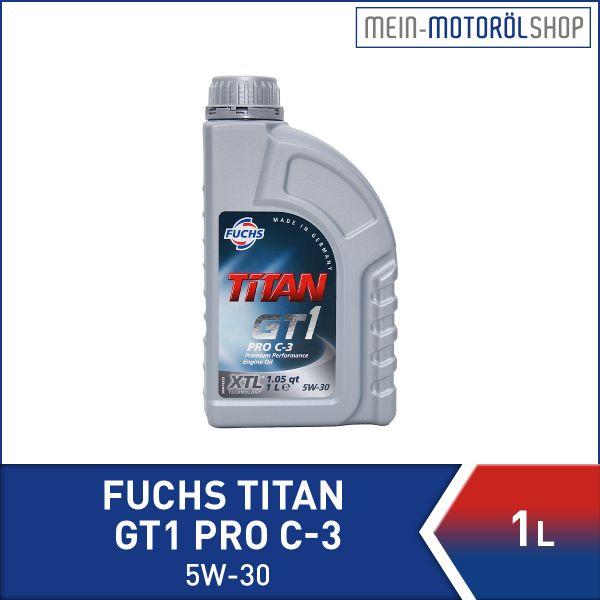 600979324_4001541230808_Fuchs_Titan_GT1_PRO_C-3_5W-30_1 Liter