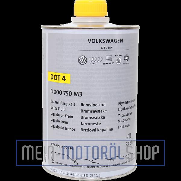 B000750M3_B000750M3_VW_Original_Bremsflüssigkeit_DOT4_B000750M3_1 Liter